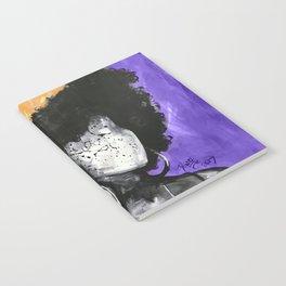 Naturally Queen II PURPLE Notebook