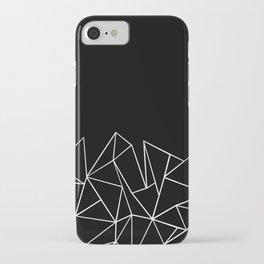 Ab Peaks iPhone Case