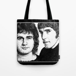 Cook and Moore Tote Bag