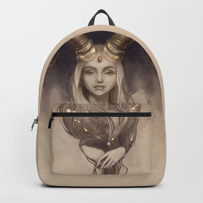 Zodiac Capricorn Backpack