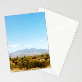 Painterly Southwest Stationery Cards