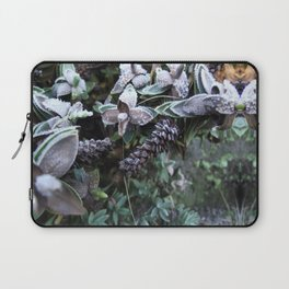 Frost Kissed Laptop Sleeve