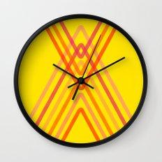 Energy in Summer Wall Clock