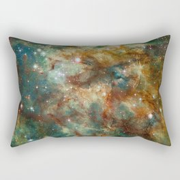 Part of the Tarantula Nebula Rectangular Pillow