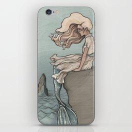 Evolution of a Mermaid iPhone Skin