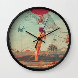 Rover Wall Clock