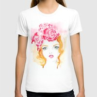 doll T-shirts featuring Doll by S'ANNie