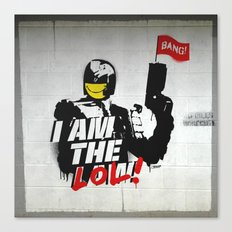 Mega City FUN! Canvas Print