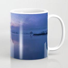 Tranquil blue nature Coffee Mug