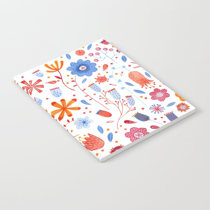 English Meadow Notebook