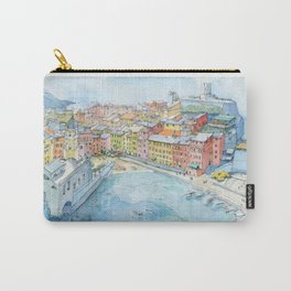 Vernazza, Cinque Terre, Italy Carry-All Pouch