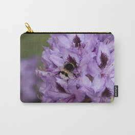 Patagonian bee Carry-All Pouch