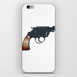Snub Nose 45 iPhone Skin