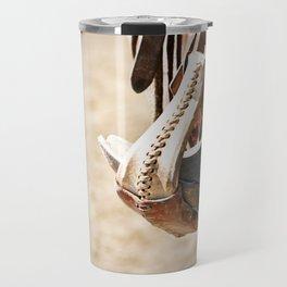 Give 'Em the Boot Travel Mug