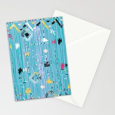 Ethnic pattern with native and tribal motif Stationery Cards