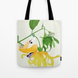 In The Garden Galaxy Tote Bag