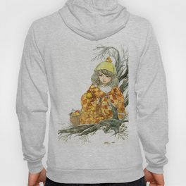 Winter Story Time in the Forest Hoody