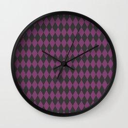 Dva Black Cat Wall Clock