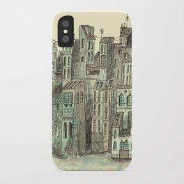 Northern Island iPhone Case