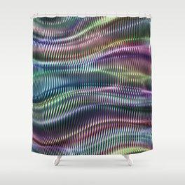 Tripartite 2 Shower Curtain