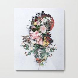 Queen of Nature Metal Print