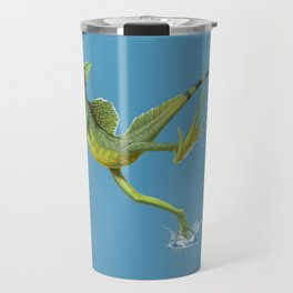 Keep the Faith (colour) Travel Mug