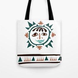 Earth -4 elments Tote Bag