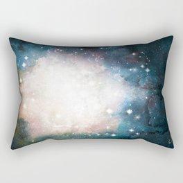 Neutron Collapse Rectangular Pillow