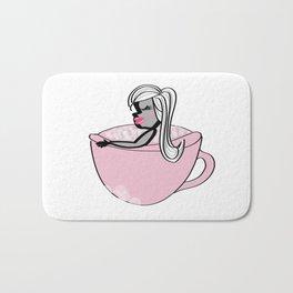 Bubble Tea Bath Mat