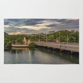 Estero Salado River Guayaquil Ecuador Rug