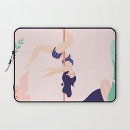 Pole Dance Laptop Sleeve