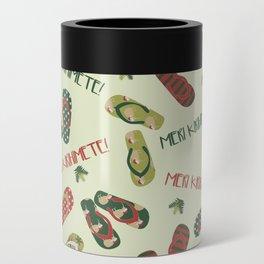 Kiwi Christmas Can Cooler