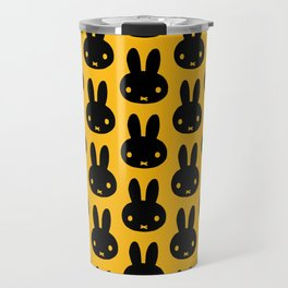 bunnies everywhere ultra pattern Travel Mug