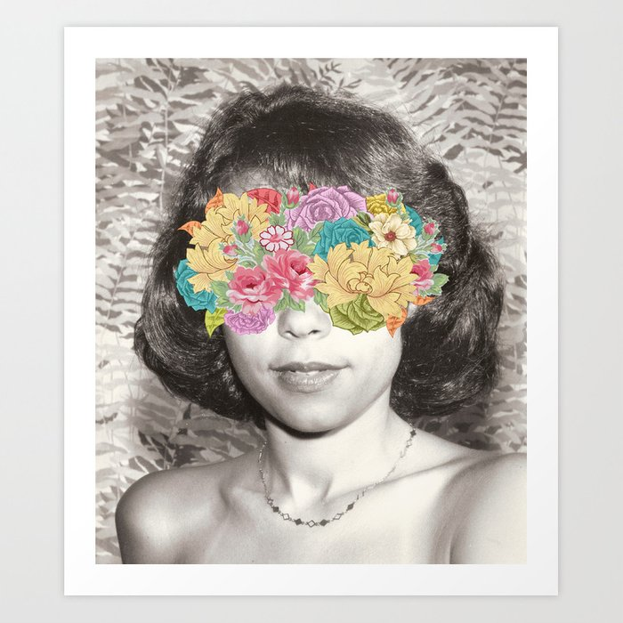 Her Point Of View Art Print