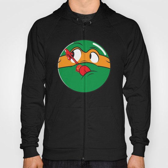 Who Watches the Pizza? Hoody