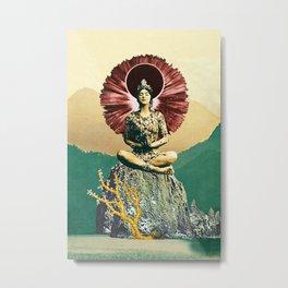Third Jhana Metal Print