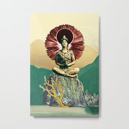 Third Jhana Metal Print