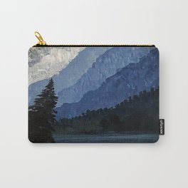 Stormy Straits Carry-All Pouch