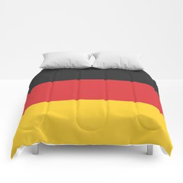 German Flag Comforters