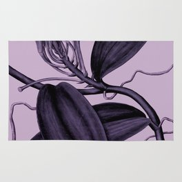 lilac vanilla Rug