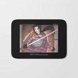 Kagetora (Dragon Lord of Echigo) Bath Mat