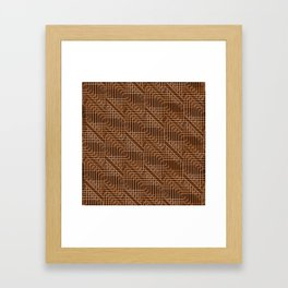Op Art 95 Framed Art Print