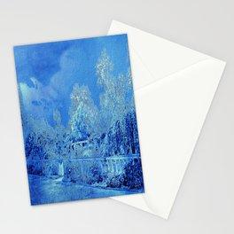 Wedgewood Blue English Garden Stationery Cards