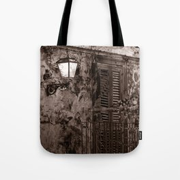 Sicilian Nocturnal Impression - Duplex Tote Bag