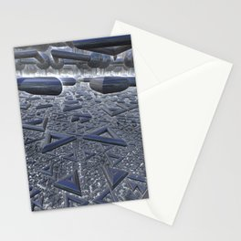 Mirrors festival Stationery Cards