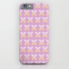 Lots and Lots of Butterflies iPhone Case