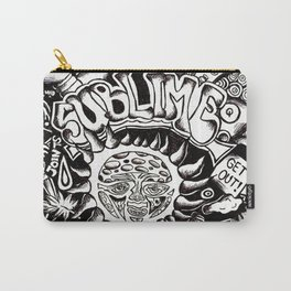 A Love Letter to Sublime Carry-All Pouch