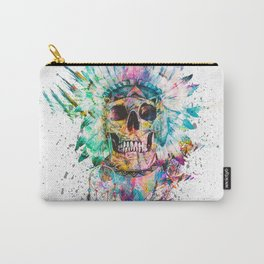 SKULL - WILD SPRIT Carry-All Pouch