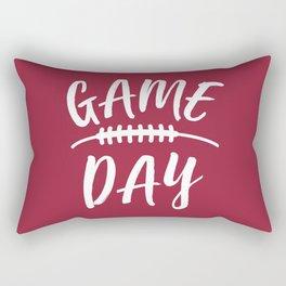 Arizona Game Day Rectangular Pillow
