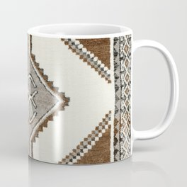 Luri Gabbeh  Antique Fars South West Persian Rug Print Coffee Mug